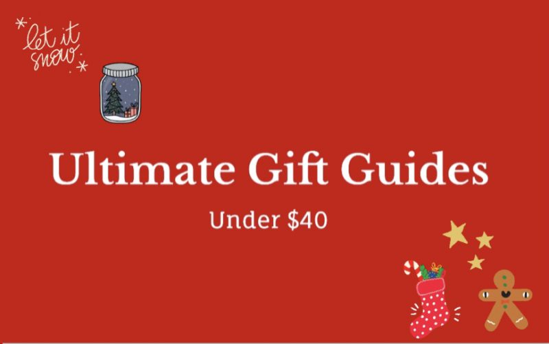 Ultimate gift guides under $40